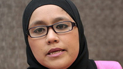 PKR toying with Nurul Nuha 'candidacy' for sympathy vote - Mas Ermieyati