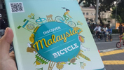 Tourism Malaysia lancar buku 'Discover Malaysia By Bicycle Guidebook'