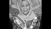 Agong's sister passed away