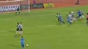 World-class free kick from Faiz Subri attracts international attention