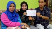 'The result was more than what I expected,' says homeless SPM candidate