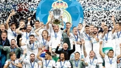Super Bale sinks Liverpool as Madrid make it three in a row