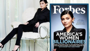 Forbes dikritik selepas label Kylie Jenner Self-Made Billionaire