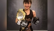 Stamp Fairtex to face Janet Todd for ONE Super Series Muay Thai world title