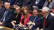 British lawmakers vote to seize control of Brexit for a day