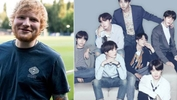 Ed Sheeran sah muncul dalam album BTS 'Map of the Soul: Persona'
