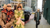 You are too cool - Joe Flizzow curi perhatian, duduk sebelah Anna Wintour!