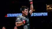 Joshua Pacio submits Rene Catalan to retain ONE strawweight world title