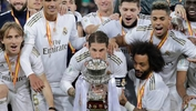 Real Madrid juara Piala Super Sepanyol
