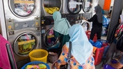 Self-service laundrettes not allowed to operate