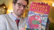 Buku terbitan pertama 'Harry Potter and the Philosopher's Stone' dilelong RM176,000