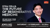 AWANI Review: Stem Cells | The Future of Regenerative Medicine
