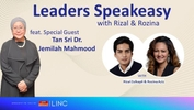 Leaders Speakeasy with Rizal and Rozina: Tan Sri Dr Jemilah Mahmood