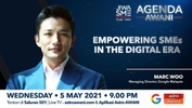 Agenda AWANI: How Micro Enterprises and SMEs can benefit from Google Tools