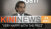 #KiniNews: I'm 'very happy' with Pfizer vaccine deal, says Khairy