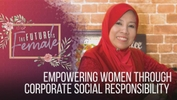 The Future is Female: Empowering Women Through Corporate Social Responsibility