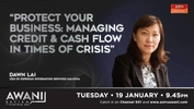 AWANI Review: Protect Your Business: Managing Credit & Cash Flow In Times Of Crisis