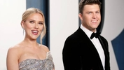 Scarlett Johansson kahwini bintang Saturday Night Live, Colin Jost