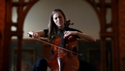 Cellist Camille Thomas has put them together to create what she hopes will be a balm for troubled times.