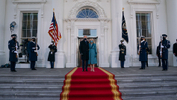 President Joe Biden and first lady Jill Biden arrive at the North Portico of the White House, Wednesday, Jan. 20, 2021, in Washington. (AP Photo/Evan Vucci)
