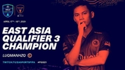 Luqman Haziq muncul juara 'FIFA Global Series East Asia Qualifier 3'